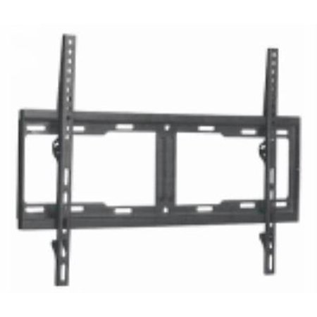 Ultra Thin Wall - Black LCD/LED TV Wall Mount Ultra Thin For Today's Slim Light Weight Panels