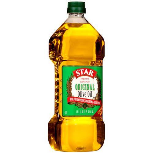 Star Original Olive Oil, 1.5 l