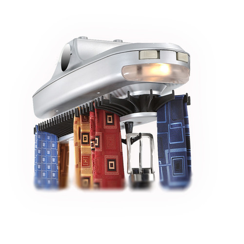 Smartek Battery Operated Tie Rack