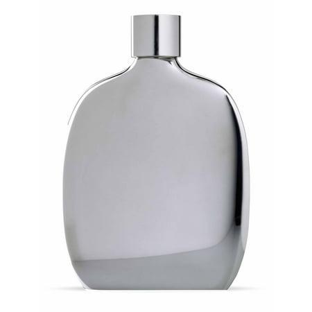 Built Stainless Steel 7.5 Ounce Curve Flask, Dishwasher Safe (Build In Safe)