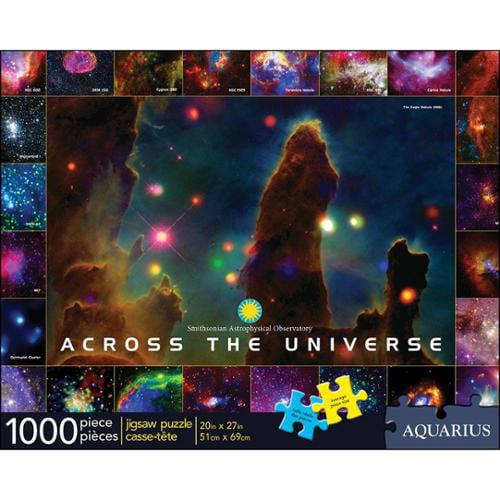 Across The Universe 1,000 Piece Puzzle