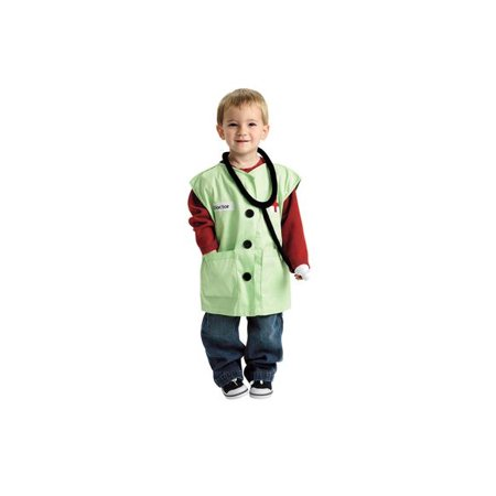 Excellerations Career Toddler Costumes - Doctor (Item #