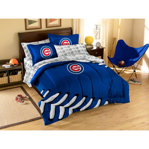 MLB - Chicago Cubs Full Comforter Set