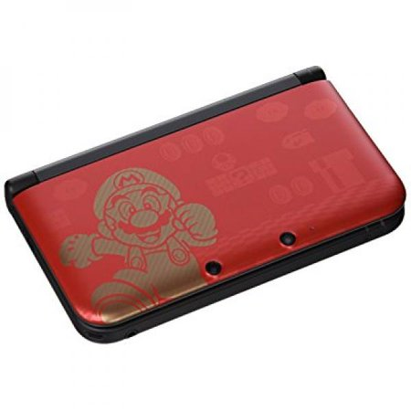 nintendo 3ds xl new super mario bros 2 limited edition. Black Bedroom Furniture Sets. Home Design Ideas