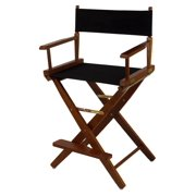 Premium Directors Chair with Wooden Frame