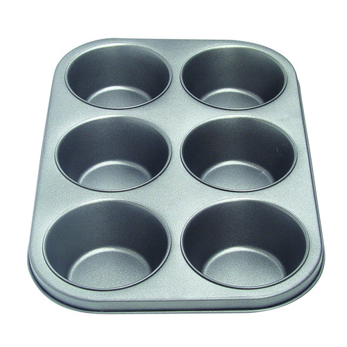 6 Cup Muffin Pan ( ) by