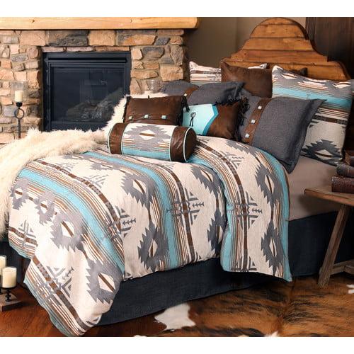 Carstens Inc. Badlands Southwest Comforter Set