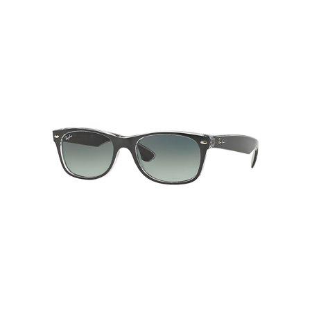 Unisex RB2132 New Wayfarer Sunglasses, (Ray-ban Rb3136 Caravan Sunglasses)