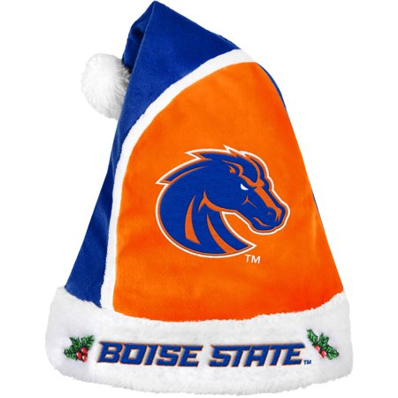 Forever Collectibles NCAA 2015 Santa Hat, Boise State Broncos