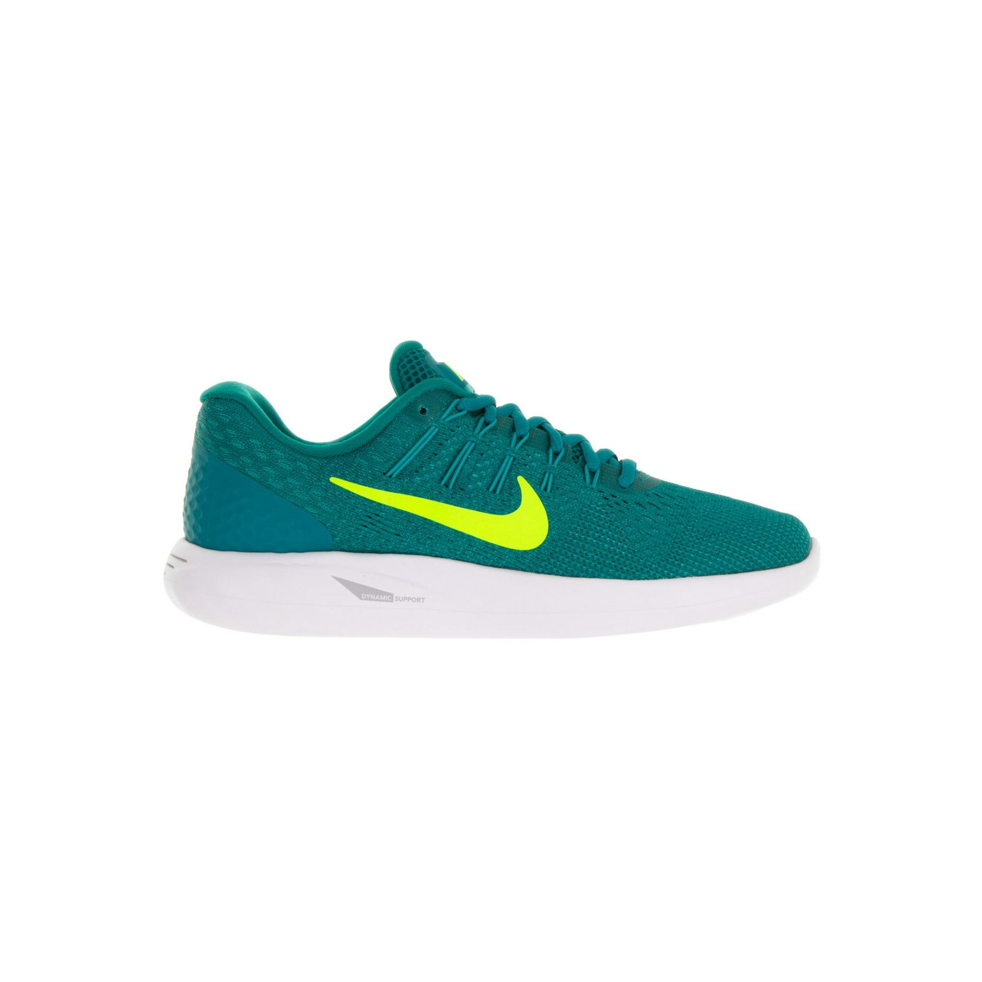 d7492a54005 Nike Women s Lunarglide 8 Racer Blue   Black Ankle-High Mesh Running Shoe -  9.5M