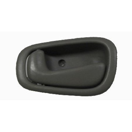 1998-2002 Toyota Corolla LH Left Hand Gray Drivers Inside Door Handle 1999 2000 2001 Toyota Corolla Driver Indoor Han 98 99 00 01 02 Grey, BRAND NEW in Package.., By
