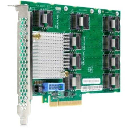 Expander Card (HPE Server Options  12Gb SAS Expander Card with Cables for DL380 Gen9)