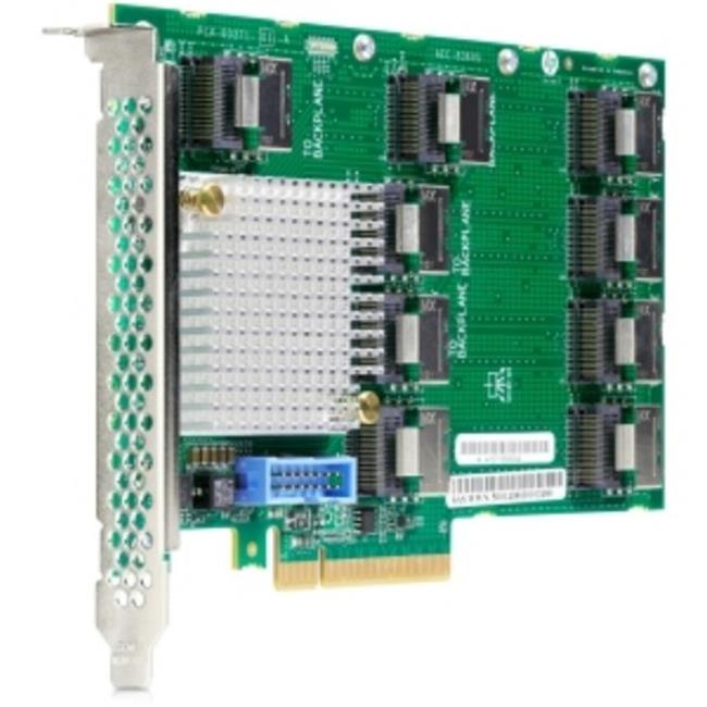 HPE Server Options  12Gb SAS Expander Card with Cables for DL380 Gen9