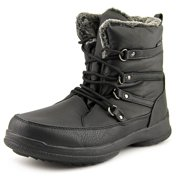 Weatherproof Tara Women  Round Toe Synthetic Black Winter Boot