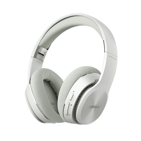 Edifier W820BT Bluetooth Headphones - Foldable Wireless Headphone with 80-hour Long Battery Life - White - image 7 of 7