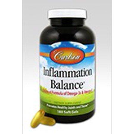 Carlson Laboratories 60 Softgel (Inflammation Balance Carlson Laboratories 90 Softgel )