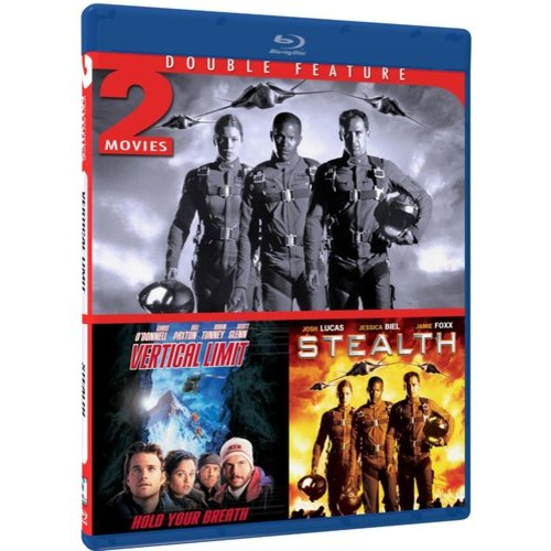 Stealth / Vertical Limit (Blu-ray) (Widescreen)