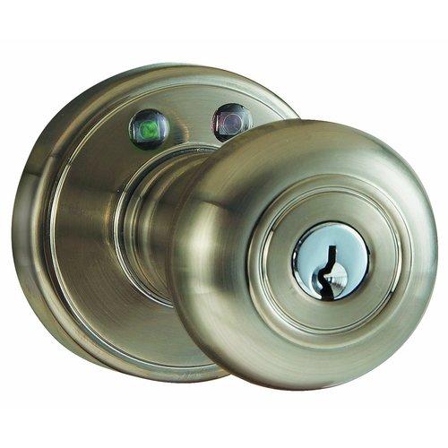 Morning Industry Inc RKK-01SN Remote Knob, Satin Nickel