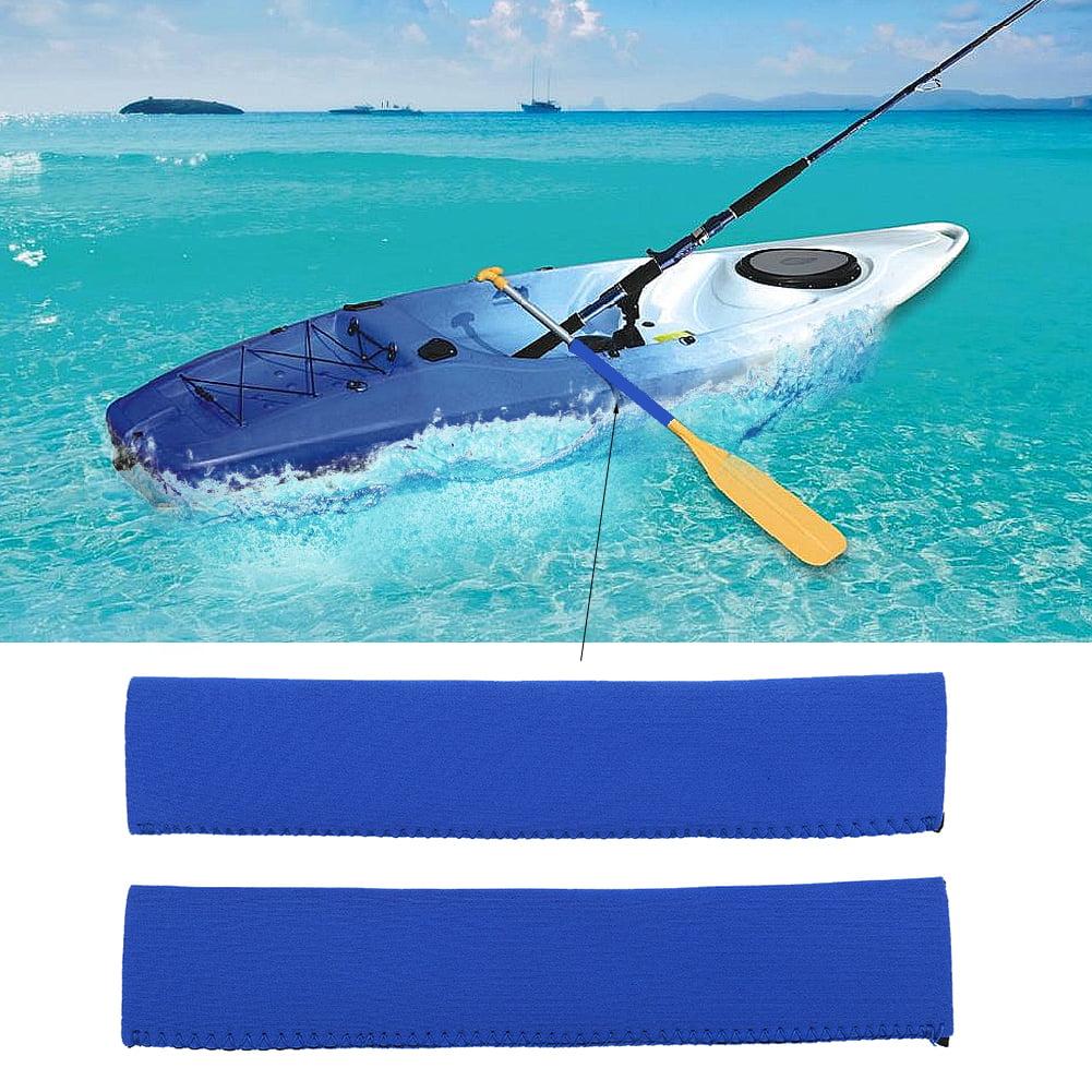6 Colors Neoprene Soft Antiskid Protective Paddle Grips for Efficient Paddling, Neoprene Paddle Grips, Anti-skid Paddle Grips