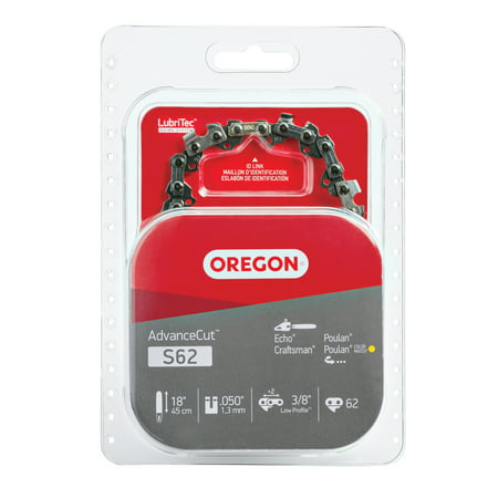 Oregon S62 AdvanceCut™ Saw Chain, 18