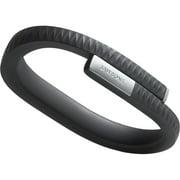 UP by Jawbone - Large Wristband - Onyx/Black (Certified Refurbished)