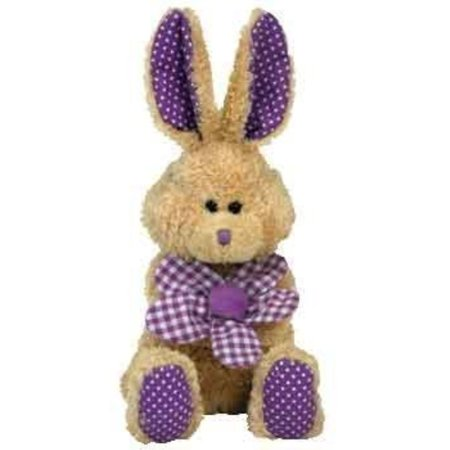 d05b117196b TY Beanie Baby - PETUNIA the Bunny (Hallmark Gold Crown Exclusive) -  Walmart.com