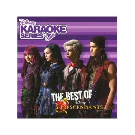 Disney Karaoke Series: Best Of Descendants (Various Artists) (Best Of Savannah Ga)