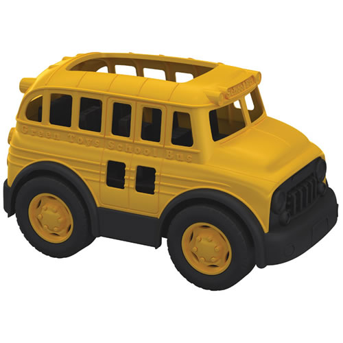 The Original Green Toys School Bus, Ages 1 Plus - 1 Ea