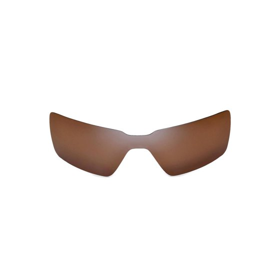 99d0993ed4 Walleva - Walleva Brown Polarized Replacement Lenses for Oakley ...