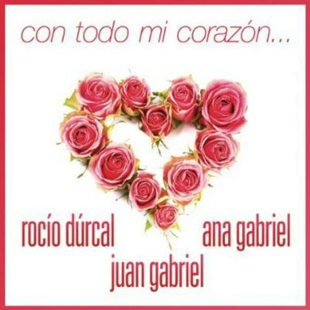 Con Todo Mi Corazon (CD)