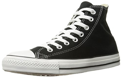 Converse Chuck Taylor All Star Hi (3.5 Mens   5.5 Womens, Black) by Converse
