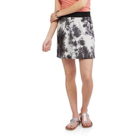 Mia Kaye Women's Flirty Skort in Tie Dye