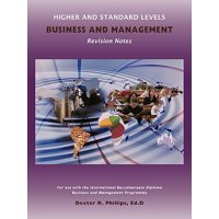 Higher and Standard Levels Business and Management Revision Notes