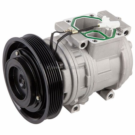 AC Compressor & A/C Clutch For Toyota Corolla 1998 1999 2000 2001