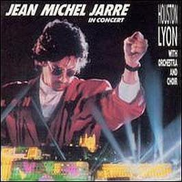 Jean Michel Jarre in Concert Houston-Lyon Audio CD Jean Michel