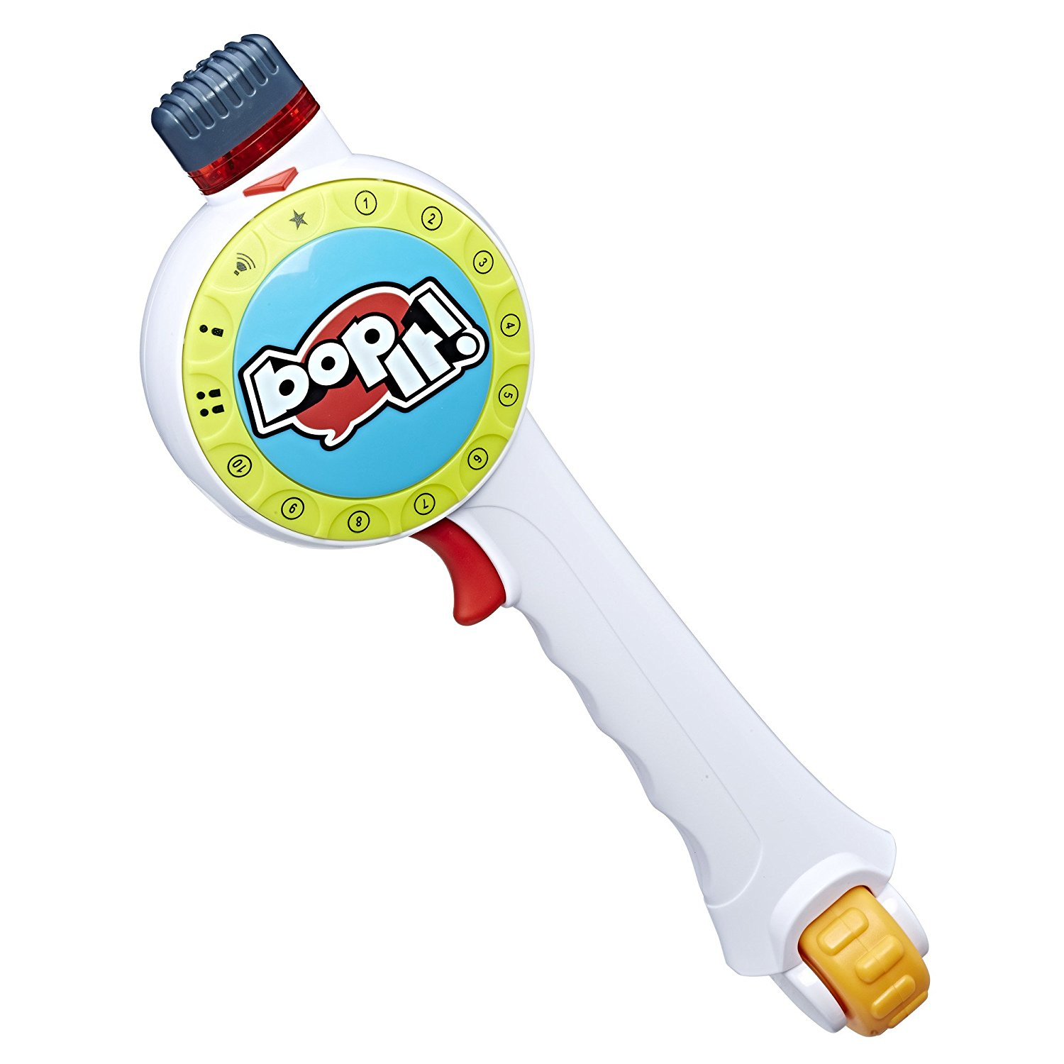 Bop It! Maker Game, Squeeze it, record it, play it. By Hasbro by