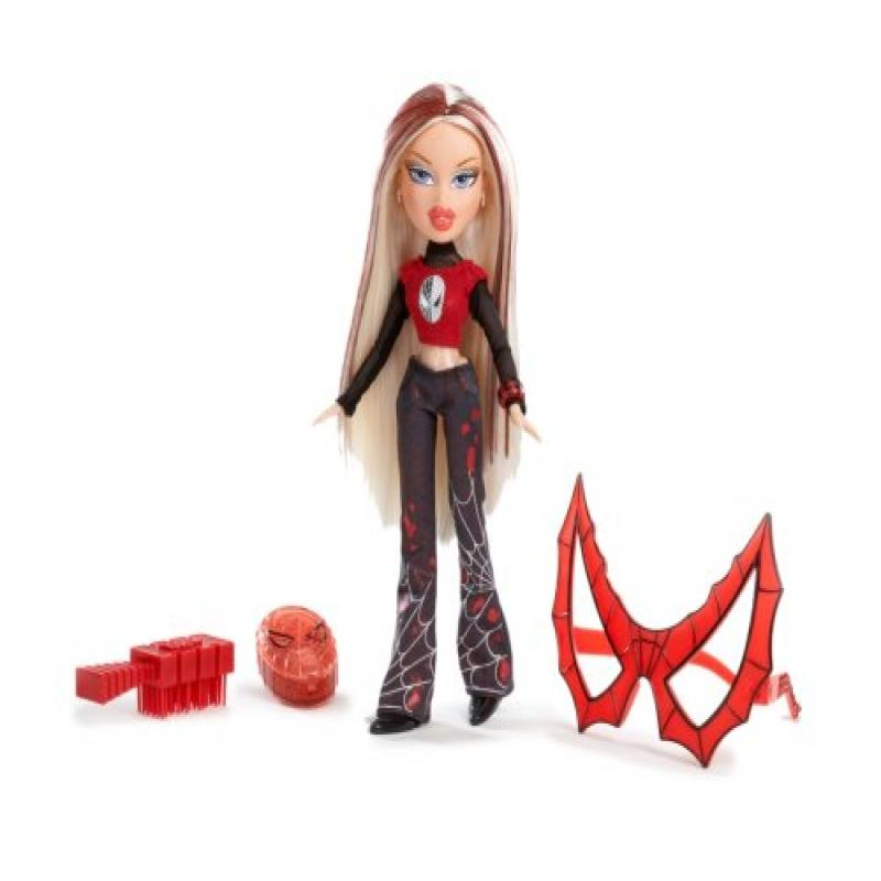 Bratz Spiderman Doll Cloe by