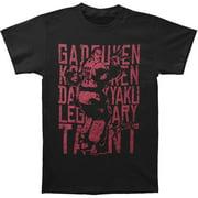 Street Fighter Men's  Low Tier Bro Tier Slim Fit T-shirt Black
