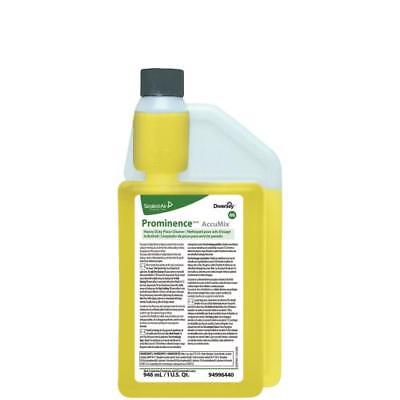 Diversey Prominence Heavy Duty Floor Cleaner (4996440), 32Oz Accumix