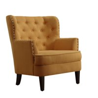 Alessandra Wingback Club Chair, Accent Chairs, Multiple Colors
