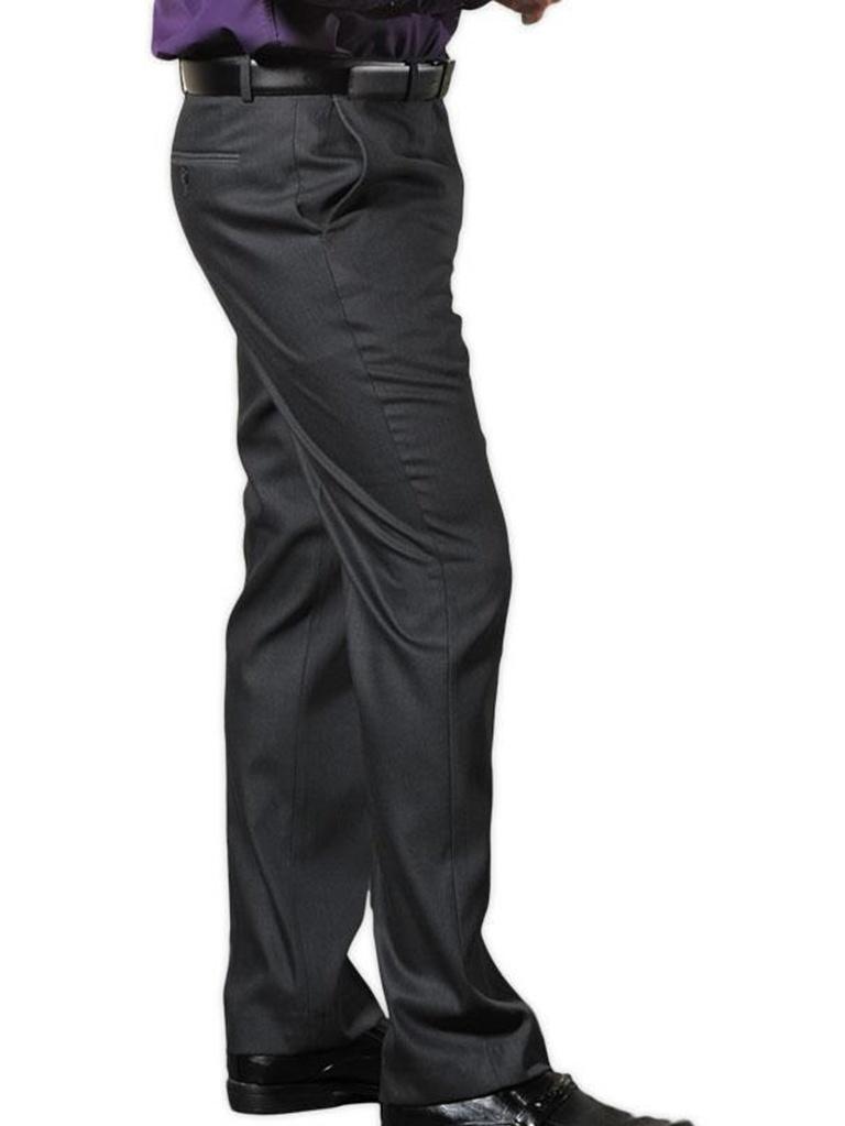 TM Exposure Men/'s Premium Slim Fit Dress Pants Slacks Flat Front Multiple Colors