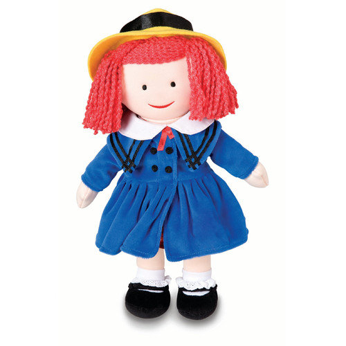 Kids Preferred Madeline Dress-able Plush Doll