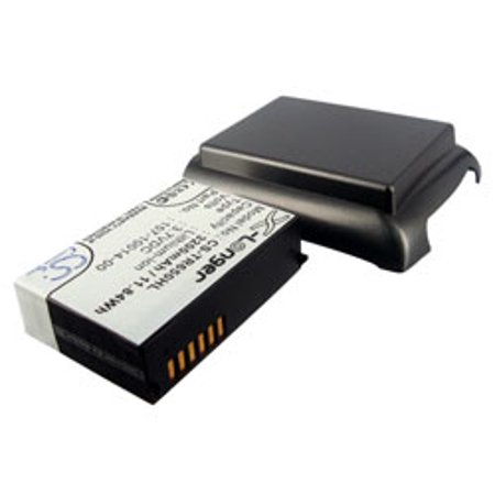 Replacement for PALM TREO 650 replacement battery