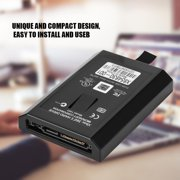 Hard Drive,Ymiko HDD Hard Drive Disk Kit for XBOX 360 Internal Slim Black 320GB,Hard Drive Disk Kit