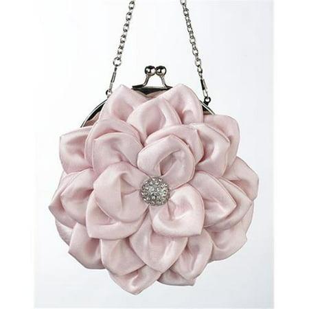 Flower Purse, Pink