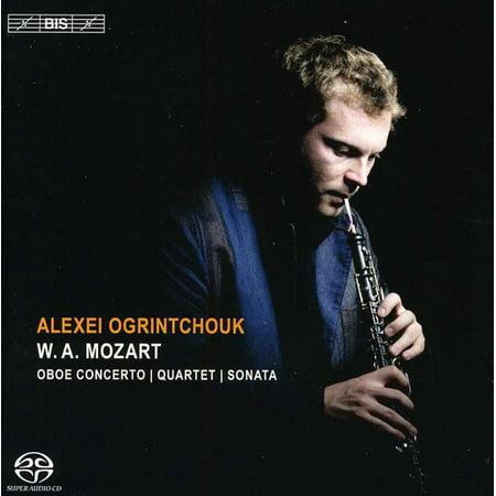 Mozart Oboe Quartet (W.a. Mozart - Mozart: Oboe Concerto; Quartet; Sonata [SACD])