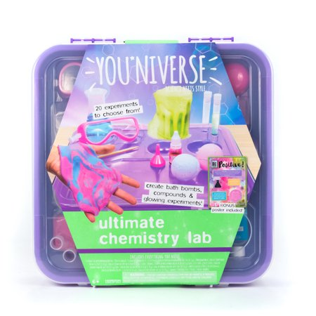 Youniverse Ultimate Chemistry Lab, 1 Each - Kids Chemistry Sets
