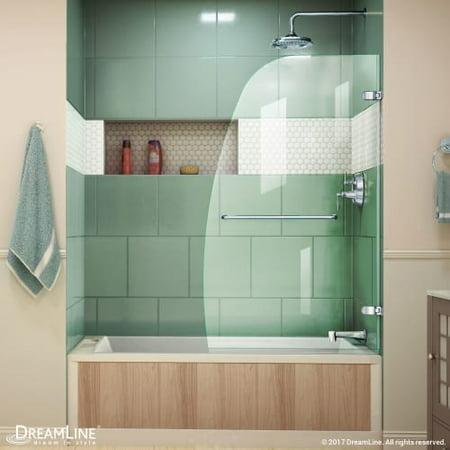 DreamLine SHDR-3534586 Aqua Uno 58