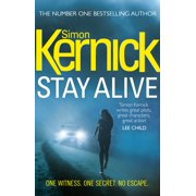 Stay Alive : One Witness. One Secret. No Escape.