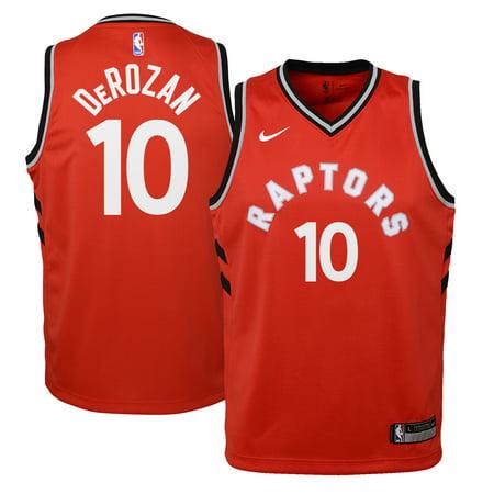 6c65a7750 Youth Toronto Raptors DeMar DeRozan Nike Red Swingman Jersey - Icon  Edition-Yth XL - Walmart.com